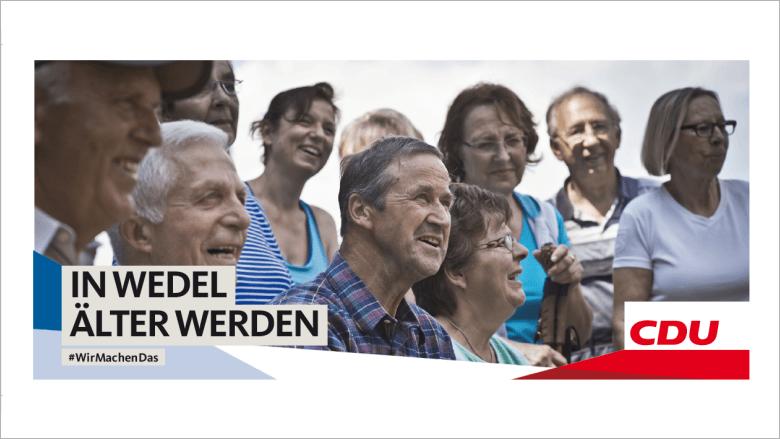 Senioren Älter werden