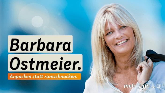 Barbara Ostmeier (CDU)